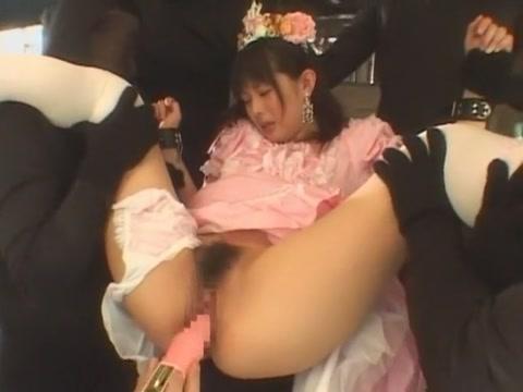 Dildos/Toys JAV – Hottest Japanese slut Mami Miyuki in Crazy Stockings/Pansuto, BDSM JAV scene Streaming