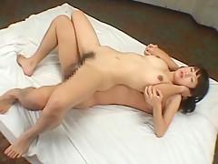 Horny Japanese slut Momo Takai in Incredible Big Tits, Fingering JAV movie
