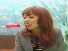 Crazy Japanese slut in Fabulous Dildos/Toys JAV movie