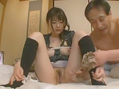 Exotic Japanese model Tsubomi in Crazy Dildos/Toys, Cunnilingus JAV video