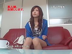 Hottest Japanese girl Aimi Matsushima in Amazing JAV movie