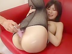 Amazing Japanese slut Chisa Hoshijima, Momo Wakabayashi, Nao Ayukawa in Best Dildos/Toys, Fishnet JAV scene