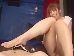 Best Japanese model Sophia Kurasuno in Exotic Doggy Style JAV movie