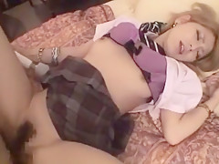Hottest Japanese whore Sakura Kiryu in Fabulous Teens, Dildos/Toys JAV clip