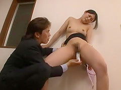 Crazy Japanese chick Mio Kitagawa in Exotic Fingering, Masturbation/Onanii JAV clip