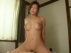 Horny Japanese chick Yuu Shinohara in Best POV, Fingering JAV scene