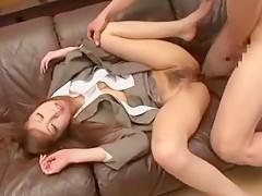Crazy Japanese slut Misa Ando in Hottest Doggy Style JAV movie