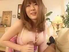 Amazing Japanese whore Momoka Nishina in Hottest POV, Big Tits JAV scene