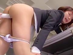 Amazing Japanese model Ruri Nanasawa in Incredible Dildos/Toys JAV clip