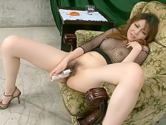 Crazy Japanese chick Yuria Kano in Amazing JAV uncensored Hairy movie