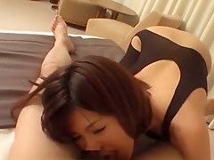 Horny Japanese model Pine Shizuku in Amazing POV JAV movie