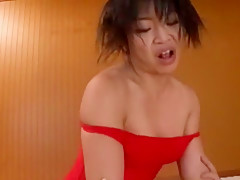 Exotic Japanese model in Horny JAV movie