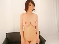Crazy Japanese chick Anri Okita in Best Public, Interview JAV clip