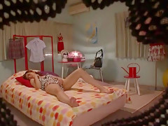 Crazy Japanese whore Aya Oshima in Exotic Masturbation/Onanii, Small Tits JAV scene