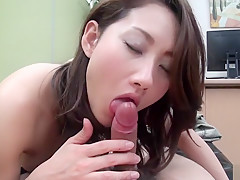 Amazing Japanese chick in Fabulous Big Tits, Uncensored JAV video