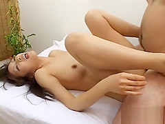Horny Japanese chick in Hottest Uncensored JAV clip