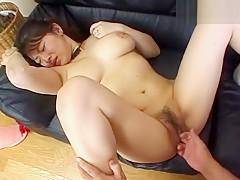 Exotic Japanese whore in Horny Blowjob/Fera, Bukkake JAV scene