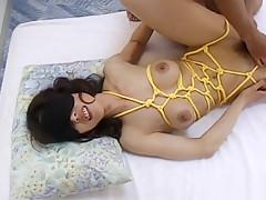 Horny Japanese slut in Fabulous Uncensored, Anal/Anaru JAV movie