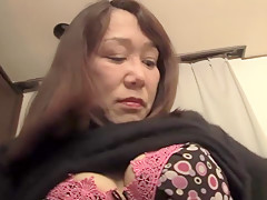 Horny Japanese girl in Hottest Amateur, Uncensored JAV clip