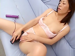 Best Japanese model in Incredible Blowjob/Fera, Dildos/Toys JAV clip