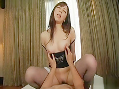 Amazing Japanese chick in Crazy Blowjob/Fera, Uncensored JAV video