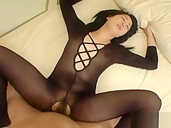 Horny Japanese whore in Best Uncensored, Creampie/Nakadashi JAV clip