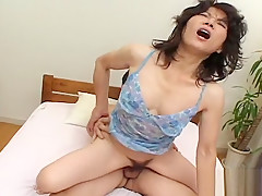 Amazing Japanese model in Best Creampie/Nakadashi, Dildos/Toys JAV clip