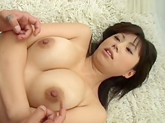 Crazy Japanese whore in Incredible Uncensored, Dildos/Toys JAV clip