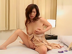 Fabulous Japanese girl in Horny Uncensored, Facial JAV clip
