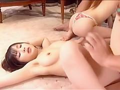 Horny Japanese slut in Amazing Uncensored, Cosplay JAV scene