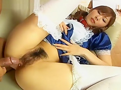 Fabulous Japanese slut in Hottest JAV scene
