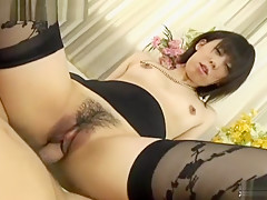 Hottest Japanese girl in Amazing JAV scene