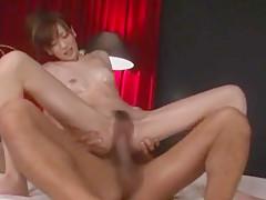 Hottest Japanese girl Kaori Maeda in Incredible Fingering, Fetish JAV clip