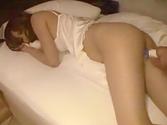 Fabulous Japanese whore in Exotic Big Tits, Threesomes JAV scene