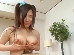 Exotic Japanese slut Juri Sakura in Amazing JAV clip