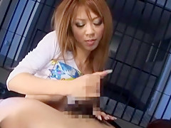Crazy Japanese whore Yuki Mukai in Amazing POV, Handjobs JAV movie
