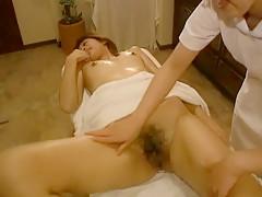 Best Japanese whore in Exotic Massage JAV video