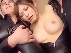 Best Japanese slut Haruki Sato in Incredible Masturbation/Onanii, Dildos/Toys JAV movie