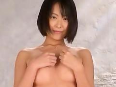 Fabulous Japanese slut Ellis Nakayama, Rika Asahi, Rui Saotome in Incredible Striptease, Lingerie JAV scene