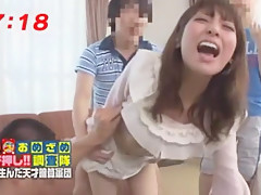Hottest Japanese model Harumi Asano, Kana Mayazaki, Minami Machida in Horny Dildos/Toys, Cunnilingus JAV clip