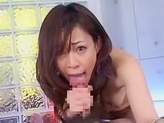 Best Japanese chick Asuka Kyono in Horny Masturbation/Onanii, Solo Girl JAV movie
