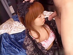 Amazing Japanese model An Himeno in Hottest JAV uncensored Foot Job clip