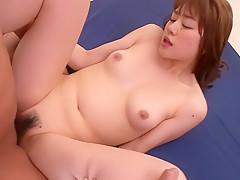 Horny Japanese model Maki Sarada in Best JAV uncensored Hairy scene