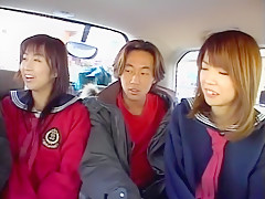 Crazy Japanese model in Amazing JAV uncensored Co-ed movie