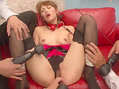 Amazing Japanese girl Mei Aso in Hottest JAV uncensored Dildos/Toys clip
