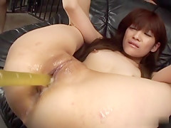 Best Japanese slut Megumi Morita in Crazy JAV uncensored Anal video