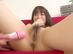 Amazing Japanese model Hitomi Fujihara in Hottest JAV uncensored Hairy clip