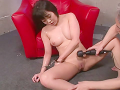 Incredible Japanese whore Nene Masaki in Exotic JAV uncensored Gangbang movie