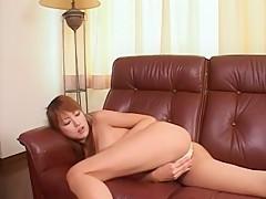 Best Japanese whore Kaede Matsushima in Incredible Solo Girl JAV video