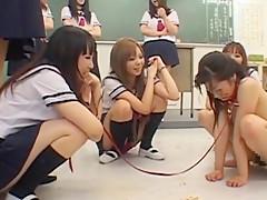 Incredible Japanese chick in Horny Lingerie, Fetish JAV clip